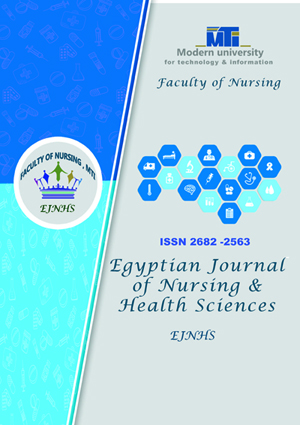 Egyptian Journal of Nursing and Health Sciences